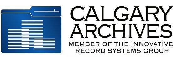Calgary Archives